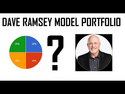 How To Create Dave Ramsey's Model Investment Portfolio