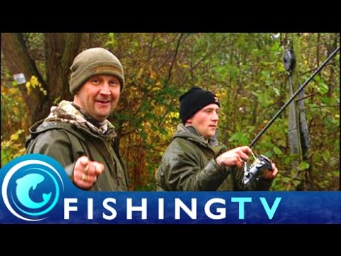 Maggot Fishing For Big Carp - Fishing TV