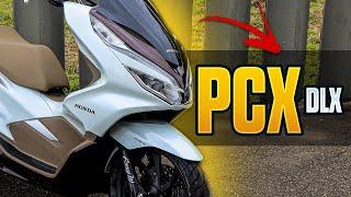 PCX DLX 2021 Avaliação Completa | O QUE MUDOU?