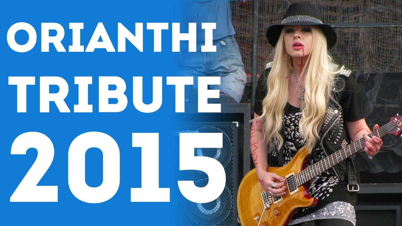 Orianthi 2014