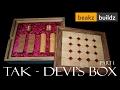 Making Devi's Tak Box - Part 1