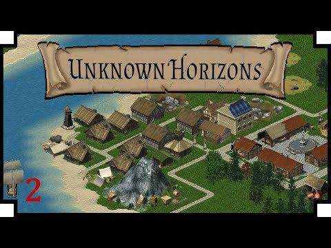 """Unknown Horizons - part 2 - """"The Nookstone Plague"""""""