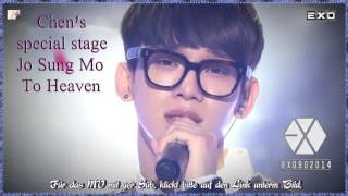Video EXO Chen's special stage Jo Sung Mo - To Heaven k-pop [german su] download MP3, 3GP, MP4, WEBM, AVI, FLV Agustus 2018