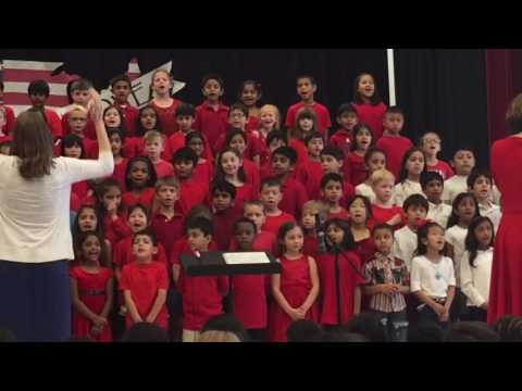 Shresth musical performance at Moorefield elementary school part8