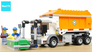 レゴ シティ ごみ収集車 60118 /LEGO CITY, Lego city Garbage Truck 60118