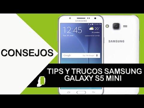 Samsung Galaxy S5  mini Tips trucos para android (aumenta velocidad, rendimiento y bateria)