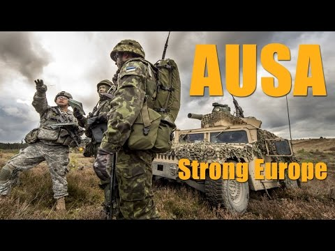 AUSA - Strong Europe
