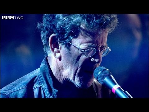 Lou Reed & Metallica - White Light / White Heat - Later... with Jools Holland (2011) - BBC Two