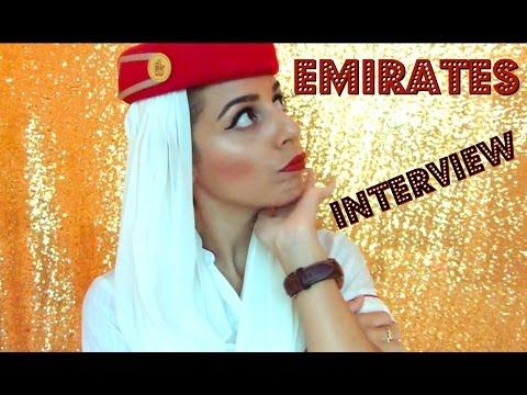 EMIRATES Cabin Crew | Hôtesse de l'air ✈ INTERVIEW ! MES CONSEILS / Yas & Nab