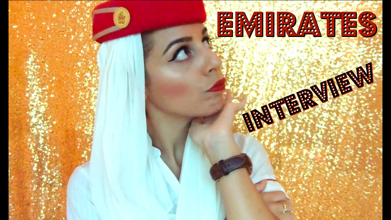 emirates cabin crew h tesse de l 39 air interview mes conseils yas nab youtube. Black Bedroom Furniture Sets. Home Design Ideas
