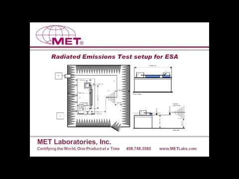 E Mark Automotive EMC Testing for Europe