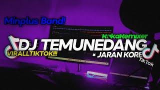 DJ TEMUNEDANG X JARAN KORE - MINPLUS BAND (Raka Remixer Remix)