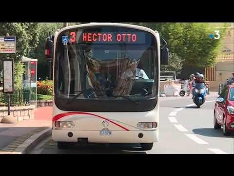 Grève des bus à Monaco