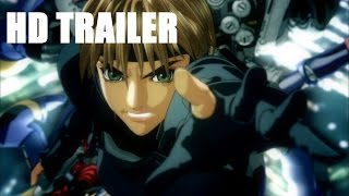 Appleseed Trailer HD (2004 Anime)