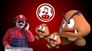 Super Mario 3 Big Island (Loop) (Orchestral Cover/Remix)