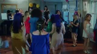 Танцы в турецких сериалах -бара бара, бере бере