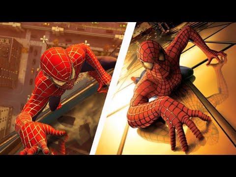 SPIDER-MAN 1 MOVIE