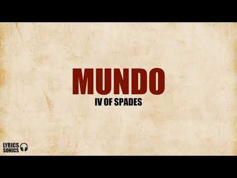 Mundo Lyrics