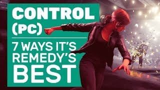 7 Reasons Control Is The Best Remedy Game Yet | Control Review (PC)