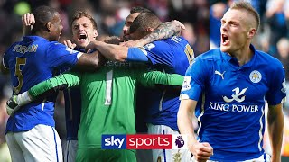 The GREATEST ever Premier League Escape?! 😱🦊| Leicester City 2014/15