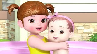 Kongsuni and Friends | Kongsuni Goes for Bath Time Music Video | Songs for Children