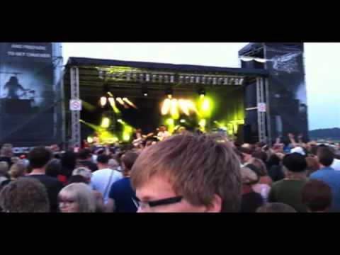 Rubik - Sun's Eyes (Ruisrock -festival 2011)