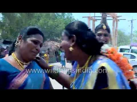 Koovagam festival, India's largest gathering of transgenders