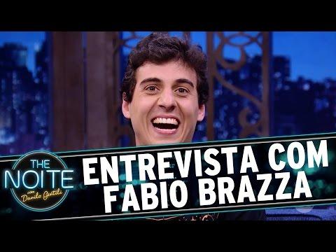 The Noite (25/10/16) - Entrevista Com Fabio Brazza