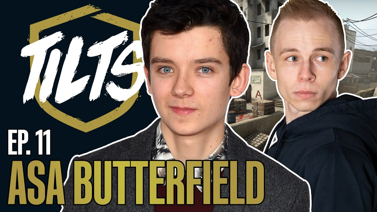 EliGE and Asa Butterfield | TILTS |Team Liquid Podcast