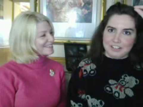 Theresa Phillips and Laura Greenwood part 3 of 3 Heavenly Encounters