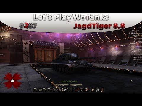 Let's Play World of Tanks - #287 JagdTiger 8,8 [HD|