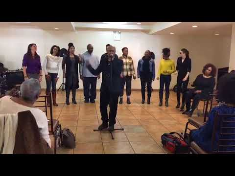 New Thought Music: There's A Healing Going On