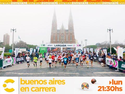 Buenos Aires en Carrera. Cuarta Temporada - Cap. 29. 21K Ciudad de La Plata