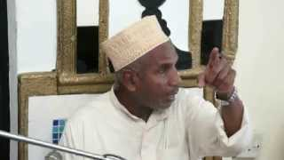 Darasa Ustadh Muhammad Al Beidh Masjid Riyadh Mambrui Aug 17 2011