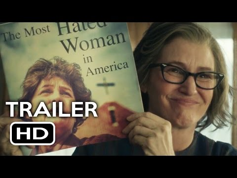 The Most Hated Woman in America Trailer #1 (2017) Madalyn Murray O'Hair Netflix Biopic Movie HD
