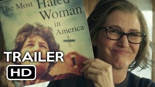 The Most Hated Woman in America Trailer #1 (2017) Madalyn Murray O