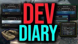 NOWE DRZEWKO MEKSYKU!! I JEST TROCKI! - Man the Guns -Hearts of Iron IV: Dev Diary