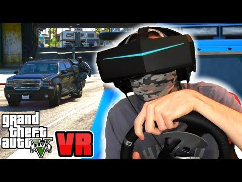 THE ULTIMATE GTA VR EXPERIENCE!
