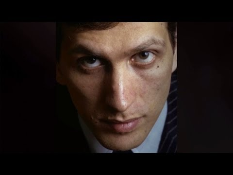 ♚ Bobby Fischer: A Life In Pictures