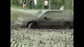 Subaru Forester грязь