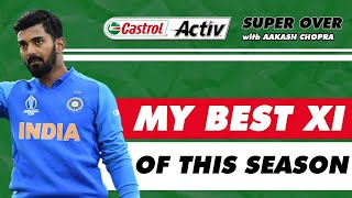 THE BEST XI of Incredible Premier League 2020?   Castrol Activ Super Over with Aakash Chopra