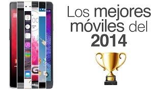 Los mejores teléfonos móviles del año 2014