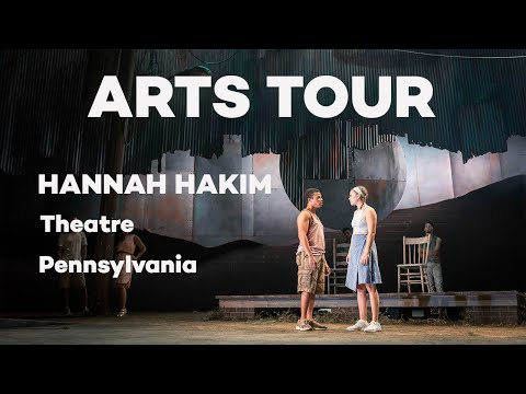 Northwestern University Arts Tour: Hannah Hakim