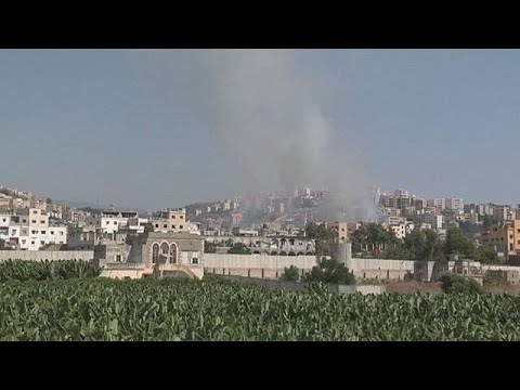 Fresh fighting erupts between Islamist gunmen at Lebanon's largest Palestinian refugee camp