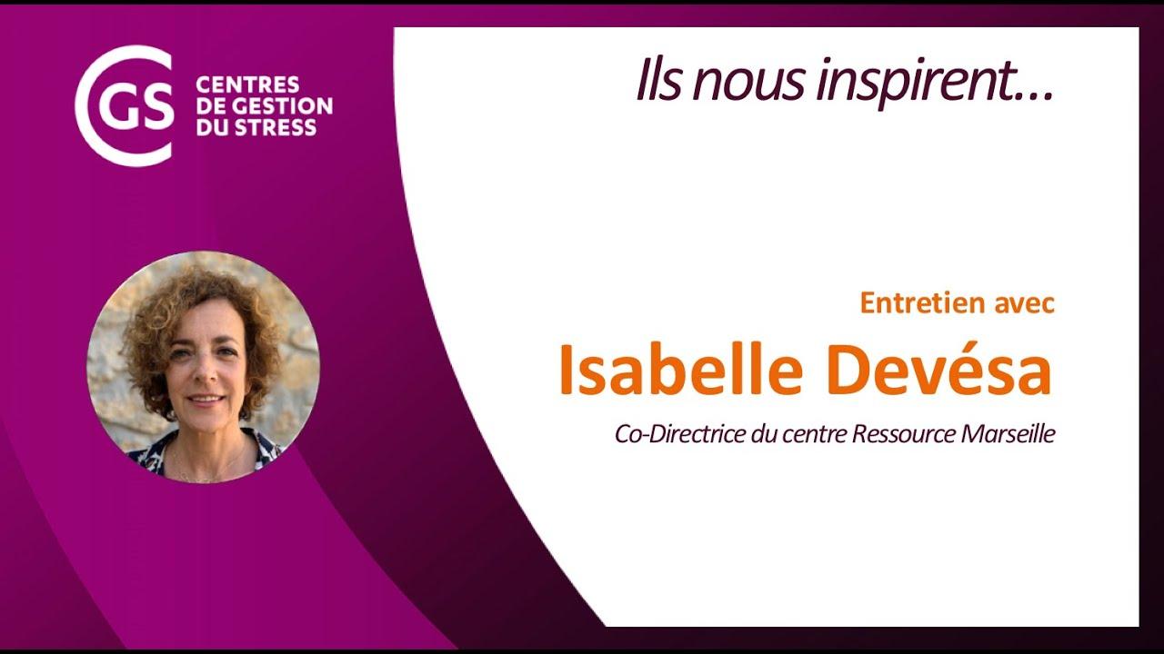 Entretien avec Isabelle Devésa