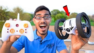 Unboxing Jumping Car | उछलने वाली गाड़ी | Remote Controlled