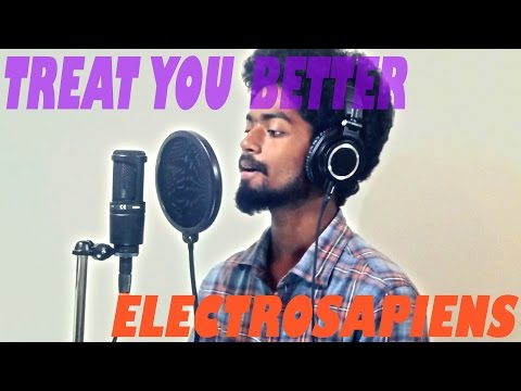Shawn Mendes - Treat You Better  Cover ( New Cover By Electro Sapiens)