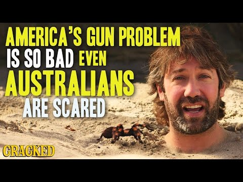 How Gun Control Made Australia Safer Than America