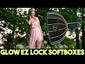 Glow EZ Lock Deep Parabolic and Beauty Dish Softbox   Flash Modifiers