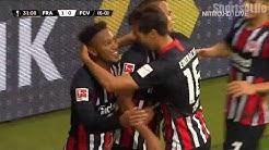 Eintracht Frankfurt vs Vaduz  1-0 Goals & Highlights 15/08/2019 - UEFA Europa League